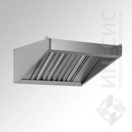 ЗВП-1 зонт кухонный вытяжной пристенный